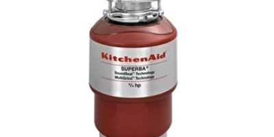 KitchenAid – Continuous Feed Garbage Disposal Featured