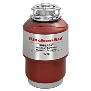 KitchenAid – Continuous Feed Garbage Disposal